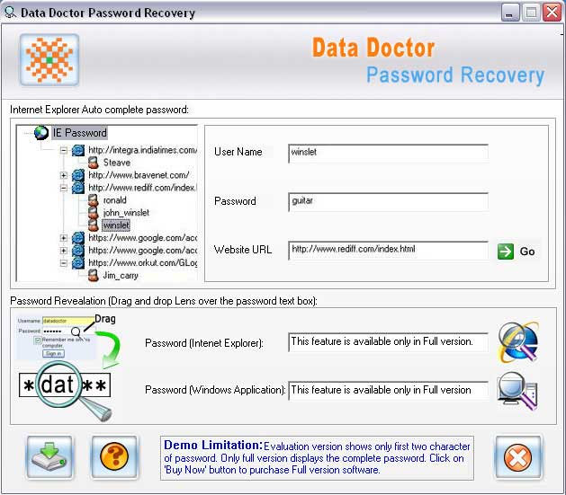Administrator, password, recovery, software, uncover, retrieve, restore, login,